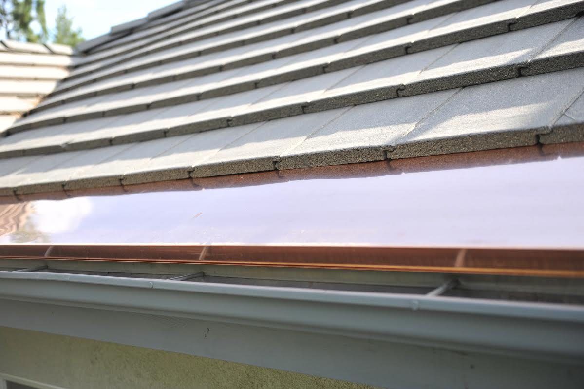 Roof Edge Ice Melt Solutions For Existing Concrete Tile Roofs