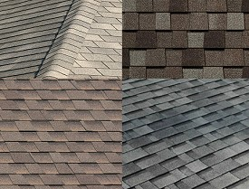 Shingled Roofs