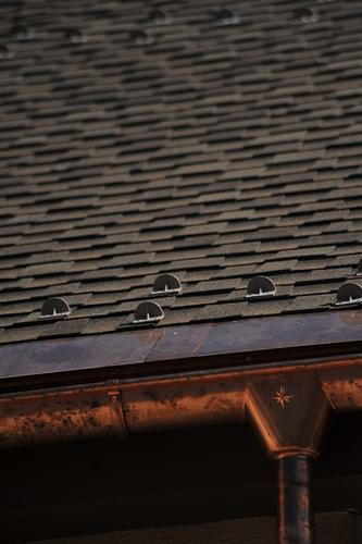 Copper HotShingle to Prevent Roof Ice Damage | HotEdge