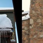 HotEdge Before and After Ice Dam Prevention | Prevent Ice Damage on your Roof