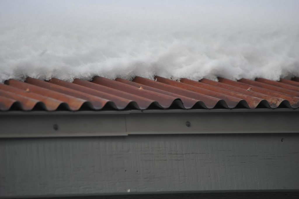 Corrugated Metal Heated Roof Photos Hotedge
