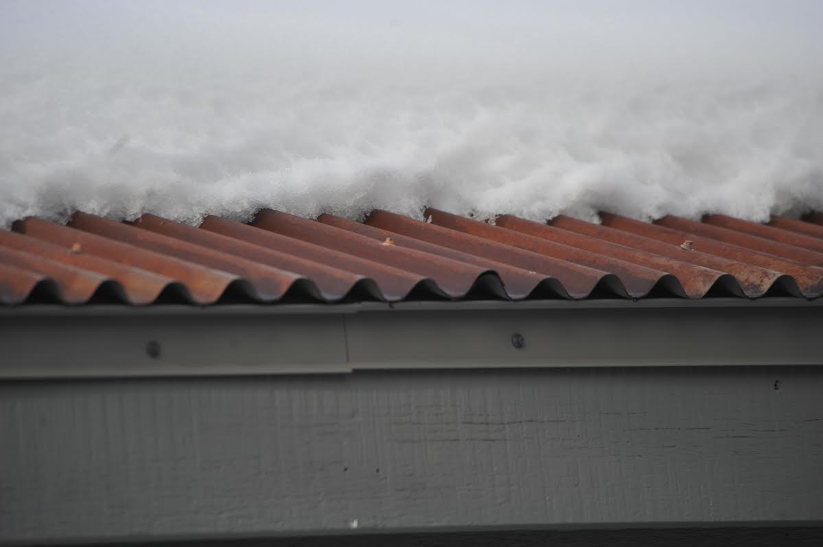 Corrugated Metal Heated Roof Photos Hotedge