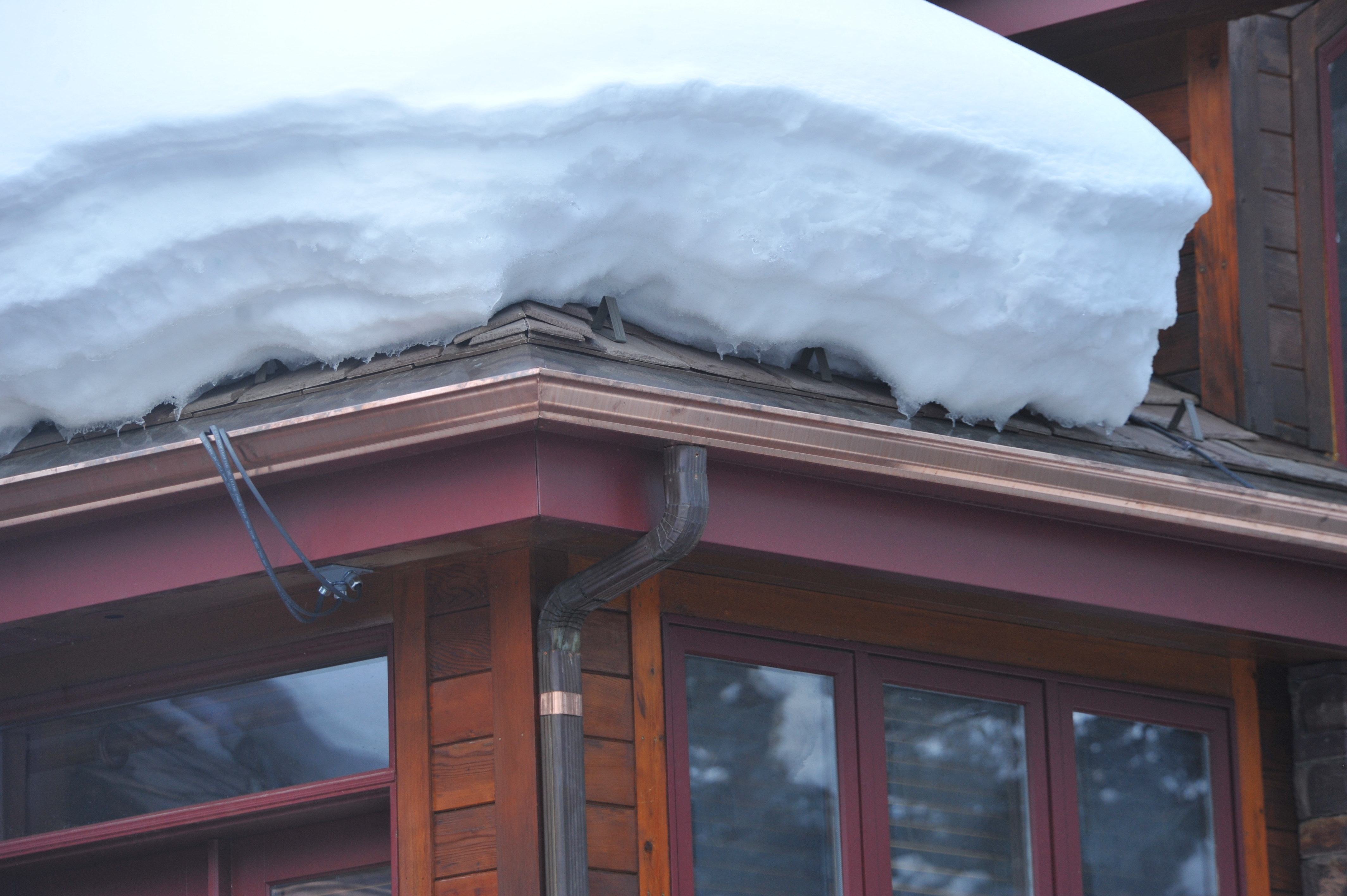 Photos Of Standing Seam Metal Roof Melt System Hotedge