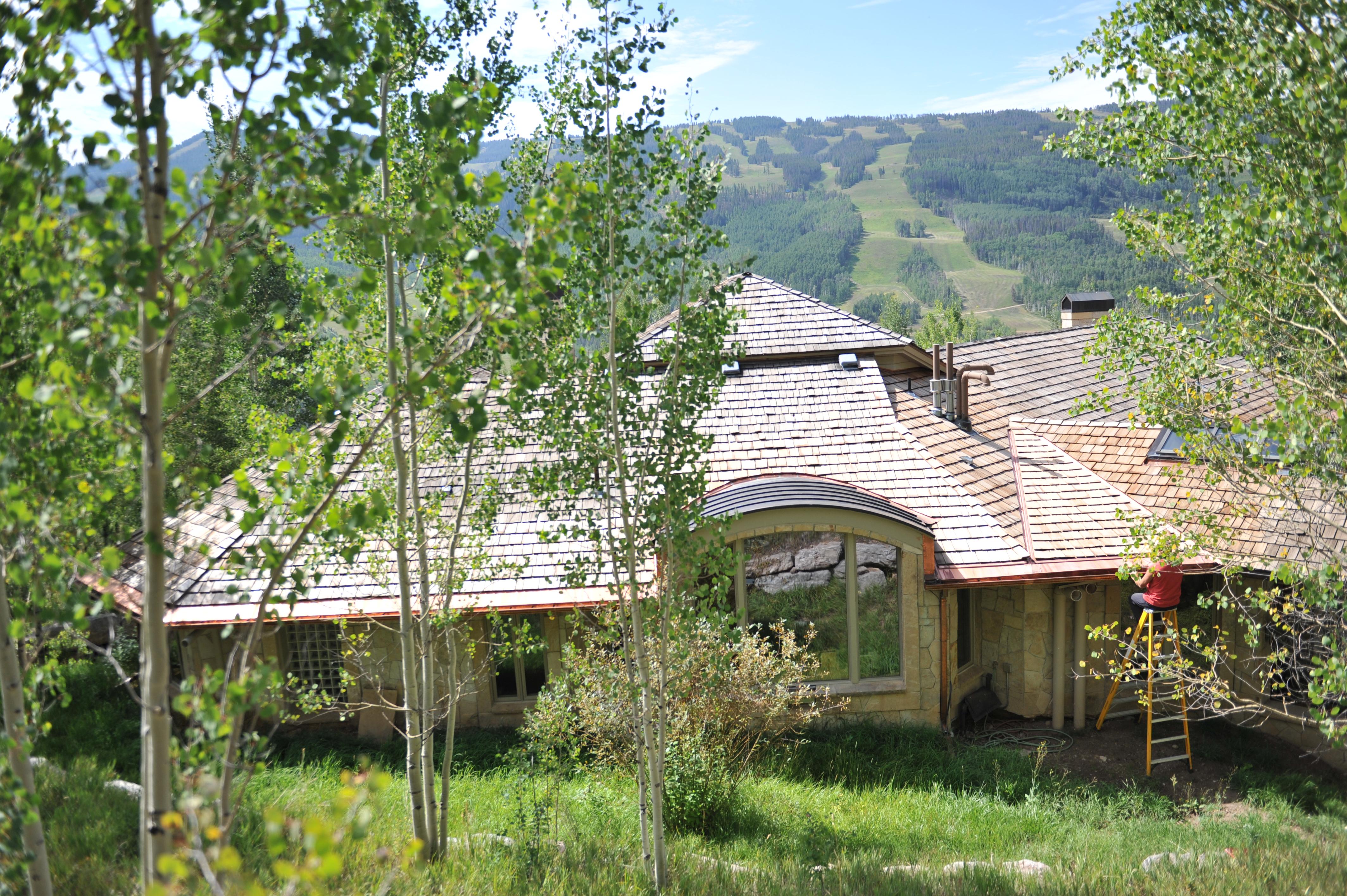 Wood Shake Cedar Shingle Best Roof Ice Melt System Gallery