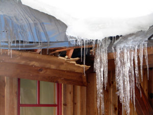 Roof Ice Melt Problems HotEdge
