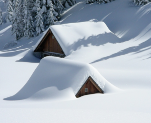 January Snow Forecast and Its Impact on Ice Dams | HotEdge
