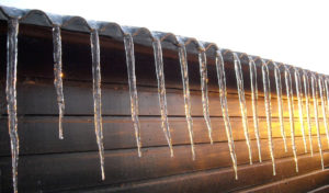 think twice before removing ice dams yourself