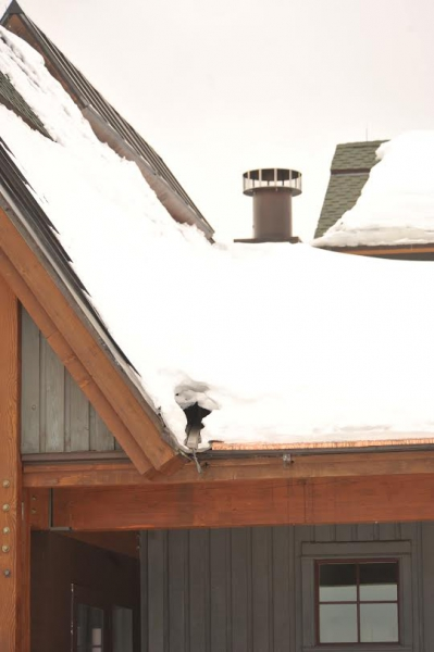Ice Dam Cables Amp Ice Melt Solutions For Roofs