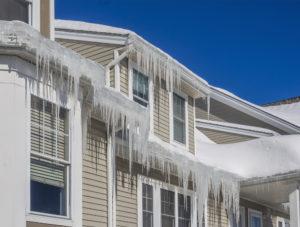 Prevent Ice Dams Problems