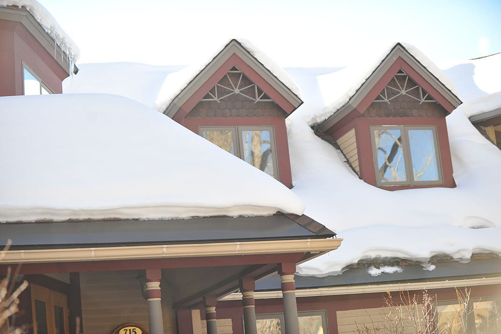 Roof Ice Melt Systems That Stop Roof Ice Dams Hotedge