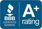 bbb a rating logo