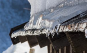 methods for ice dam removal and prevention
